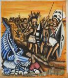 Paintings from Sudan