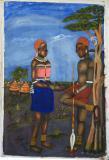 Traditional Engagement by Atem Benjamin