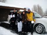 Ski vacation 2009 in Utah