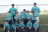 Jake's first T Ball game