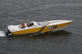 The Power Boats of the Emerald Coast Poker Run - Destin
