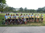 Tour de Cure 2008 in St. Francisville, Louisiana
