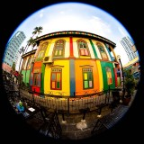 In the Round, a Canon Fish Eye View