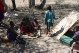 classroom in Masai village