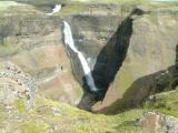 The waterfall Granni