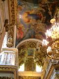Inside the st. Isaac Cathretal