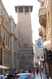 An old tower in Padova