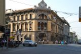 Some grand houses in Padova