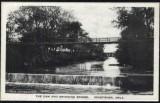 OK Kingfisher Dam and Swinging Bridge Albertype.jpg