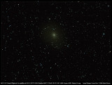 C18 NGC 185 Dwarf Elliptical Galaxy, Satellite of M31