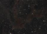 Gyulbudaghian's Nebula (Herbig-Haro 215 = PV Cephei) and LBN 468