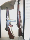 M1A1 Thompson and M1 Garand