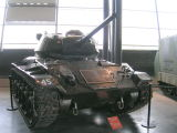 Chaffee M24 Light Tank