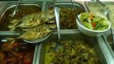 streetside eatery fare