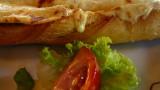cheesedog sandwich