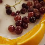 grapes & oranges