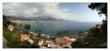 Panoramique Baie de Menton