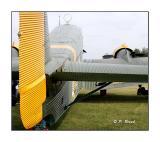 Tôles de fuselage Ju-52