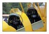 Cockpit d'un Trainer