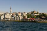 Şemsi Ahmet Paşa mosque, Sinan treasure at the waterfront