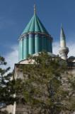 Konya At or near Mevlana Museum 2010 2575.jpg