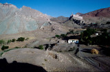 Ishak Pasha lies uphill 2