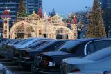 At Lotte World area