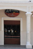 Alexander's Cafe in Santa Cruz, Bolivia
