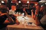 Supper at Cafe Latina in Samaipata