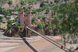 Old bridge between Chuquisaca and Potosi departments