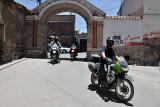 Cruising through the gates of Potosi