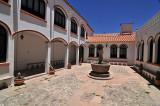 Potosi courtyard