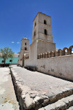 Church in Colcha K, just off the southern end of the Salar de Uyuni.