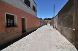 Street in Colcha K, southern Bolivia