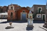 Small community leaving Eduardo Alvaroa National Reserve, Southern Bolivia