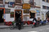 Lunch in Sorata