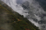 Mountain road near Consata