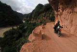 On the Road between Santa Cruz and Tarija
