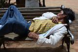 Public Nap in Samaipata
