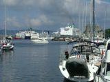 HabourTraffic in Bergen