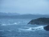 Stormy day at Rongsund