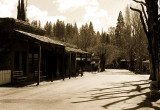 Columbia - The Gold Rush Town