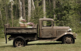 Produce Truck, Retired