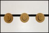 3 Shaker Hats