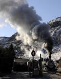 Steam Locomotive - Durango to Silverton
