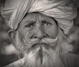 Bishnoi Villager; Rajasthan, India