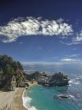 Clouds over Big Sur