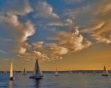 Cloud Sailing