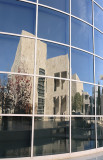 Reflections at the Getty