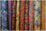 Boutique tissus soie Bangkok